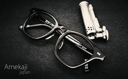 么么镜阿美咔叽复古手工眼镜框