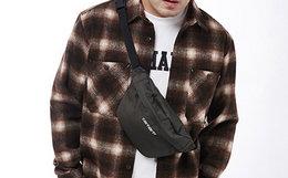 新品!Carhartt WIP工装防水超轻男斜跨胸包单肩包