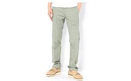 bape联名dickies简约直筒小标棉质休闲工装长裤 美国制