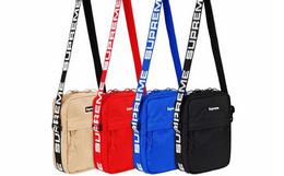 新品!SUPREME 18SS SHOULDER BAG 串标单肩包挎包
