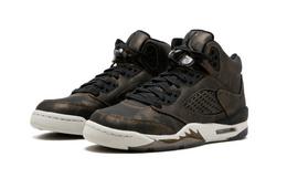 Air Jordan5反光迷彩暗金女子高帮运动鞋篮球鞋