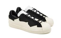新品!Y-3贝壳头拼接松紧带男女运动休闲低帮板鞋