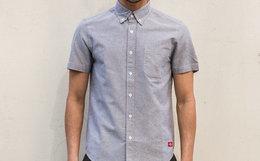 Dickies新款简约男工装短袖衬衫