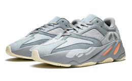Adidas Yeezy Boost 700  Inertia灰粉复古老爹鞋男女运动鞋