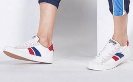 新品用劵!PALLADIUM帕拉丁拼接圆头帆布鞋男女低帮鞋