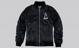 【新品】HIPADNA X 星际迷航3联名合作系列飞行夹克外套