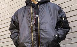 9折!ROTHCO MA1经典款空军防寒棉服飞行夹克