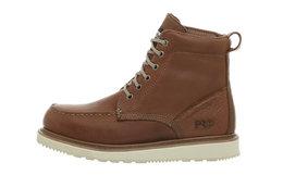 美潮Timberland PRO Wedge添柏岚6英寸牛皮工装靴