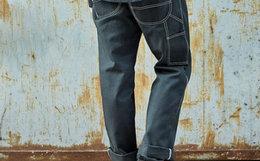 5.9折!Dickies撞色压线工装多袋油漆工男长裤牛仔裤