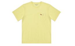 5.7折!Carhartt WIP贴合口袋鸭子小标圆领男短袖T恤