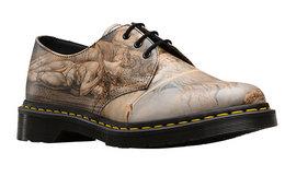 新品6.9折!Dr.Martens马丁博士3孔印花牛皮单鞋