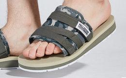 用券优惠!法国PALLADIUM帕拉丁绑带一脚蹬运动拖鞋