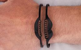 新品!BLACKHEAD黑头kelpie系列吞口图腾装饰钛钢手环