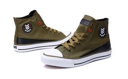 5.7折!美国PONY Shooter高帮休闲硫化鞋帆布鞋