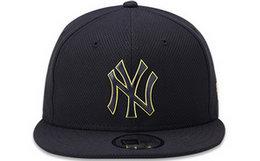 6.5折!NEWERA MLB洋基队防晒棒球鸭舌帽