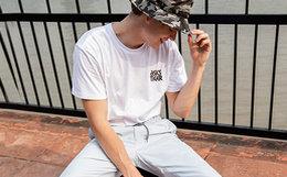 5折!ASICSTIGER胸口logo男女运动纯棉短袖简约T恤