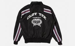 新品!CLOT TEE BY CLOT Apocalypse系列拉链外套