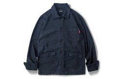 OPIC 16AW HEAVY STONE WASH JACKET 重工水洗夹克
