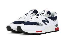 用券优惠!New Balance840系列复古运动鞋 轻量舒适