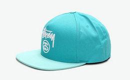 Stussy 巡游LOGO刺绣棒球帽51637834