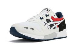 6折!ASICSTIGER织物麂皮鞋面撞色男女运动鞋跑鞋