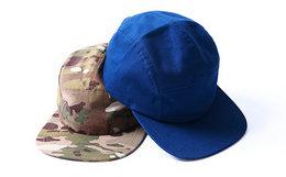 5折!国潮 FLOAT 迷彩logo纯色平沿帽男女运动棒球帽