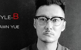 7.6折!日本么么镜半框眼镜复古手工镜架日式黑框