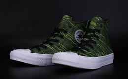 Converse匡威透气高帮男女帆布鞋SH2094