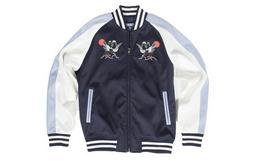 【新品】STAPLE鸽子PIGEON SOUVENIR JACKET横须贺外套