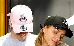 6.5折!NEWERA七龙珠系列立体刺绣棒球帽男女鸭舌帽