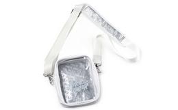用劵优惠!INXX花呗联名款PVC透明单肩包情侣斜挎包