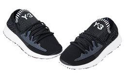 100元劵!Y-3圆头系带斑点男女一体低帮运动鞋