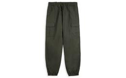 8折!Carhartt WIP直筒束脚口袋纯色男工装裤