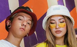 新品9折!KISSFUNK金屌屌系列摇粒绒贴标刺绣渔夫帽盆帽