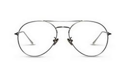 6折!音米复古圆形金属眼镜框近视架 四色可选