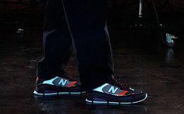 新品!New Balance X-RACER系列撞色透气网面男女运动鞋