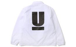 9.7折!UNDERCOVER高桥盾翻领大U印花教练夹克外套