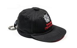 2.5折!MishkaNYC X Subcrew合作刺绣帽子零钱包