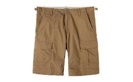新品!Carhartt wip 直筒贴布盖袋宽松男工装五分裤短裤