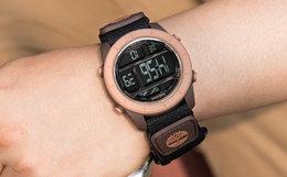 3.2折!Timberland添柏岚多功能户外运动电子手表