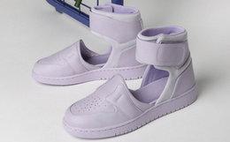 6.7折!Nike Air Jordan I Lover XX魔术贴休闲镂空渔夫鞋