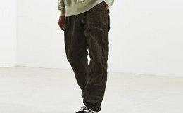 小幅优惠!美潮Publish kairo藤蔓暗纹丝滑尼龙运动束脚裤