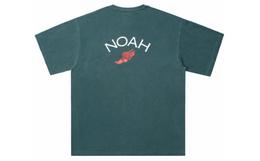 纽约街牌Noah口袋飞翼翅膀logo短袖T恤 五色可选