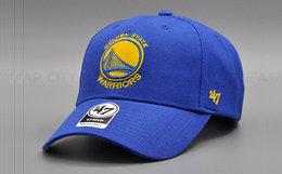 NBA勇士队季后赛西部决赛冠军库里弯檐棒球帽