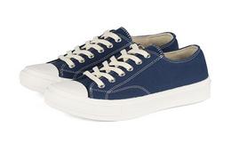 8折!DUSTY帆布鞋经典运动潮系带板鞋