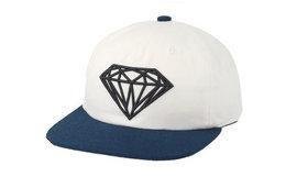 小幅优惠!美潮Diamond supply co钻石大logo刺绣拼色平檐棒球帽
