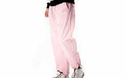 9折!NOISE 主线系列防水机能尼龙宽松抽带男女工装裤