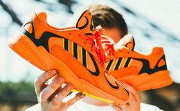 新品!Adidas阿迪达斯三叶草YUNG-1 YEEZY700复古老爹鞋