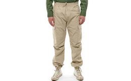Carhartt wip直筒贴布大盖袋男束脚裤梭织工装长裤