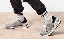 新品!New Balance 997S系列拼接男女运动鞋余文乐同款